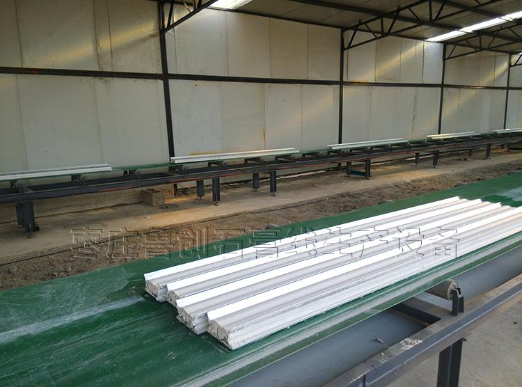 石膏线条生产设备